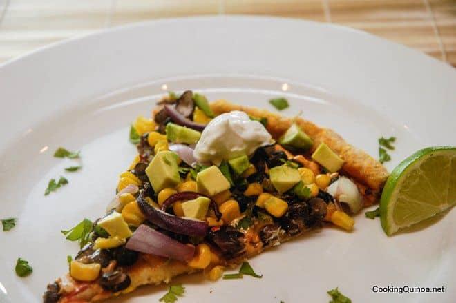 Karina's Gluten-Free Pizza Crust Recipe — Dishmaps