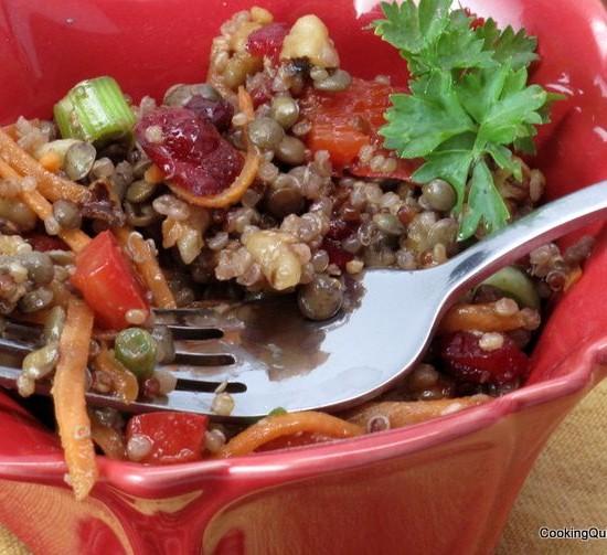 lentil-salad-with-quinoa
