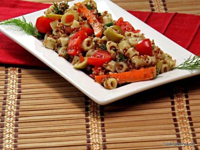 Pasta & Quinoa Salad