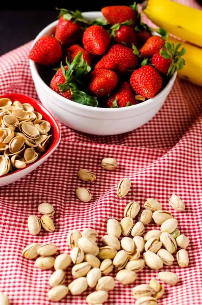 Healthy Snacking:  #FoolYourselfFull