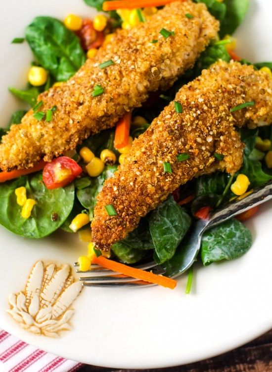 quinoa-crusted-fried-chicken