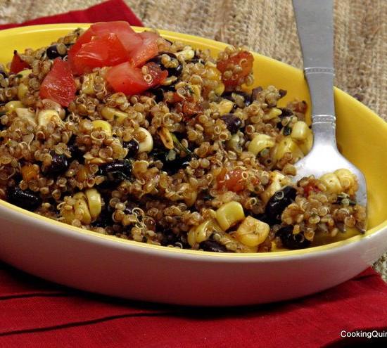 quinoa-salad-black-beans