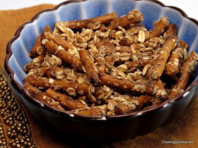 Quinoa Snack Mix