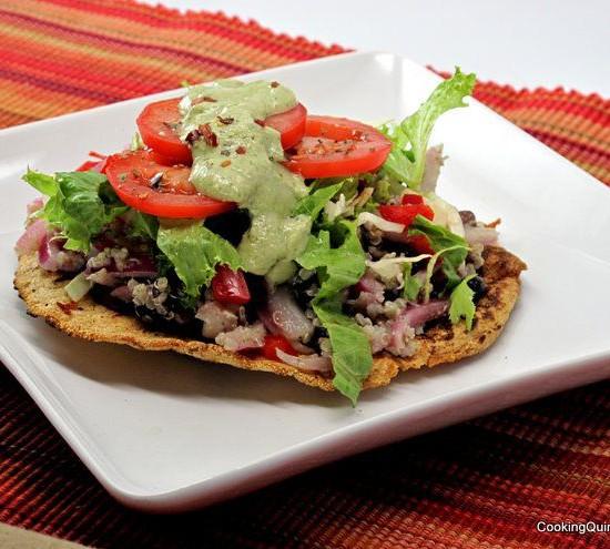 quinoa-tostadas