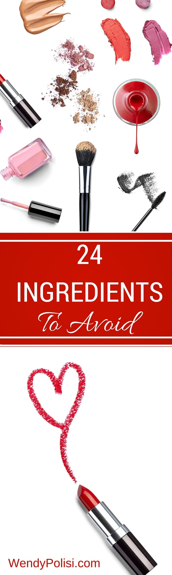 24 Skincare Ingredients to Avoid