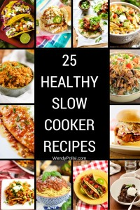 25 SLOW COOKERRECIPES