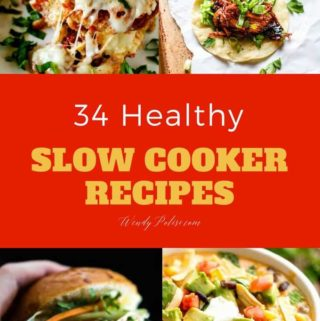 34 Healthy Slow Cooker Recipes