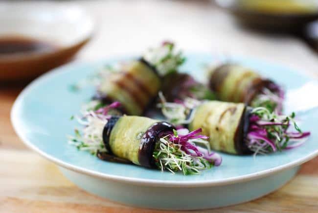 eggplant-rolls