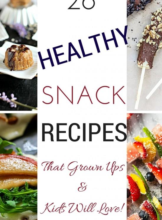 26 Amazing Healthy Gluten Free Snack Recipes