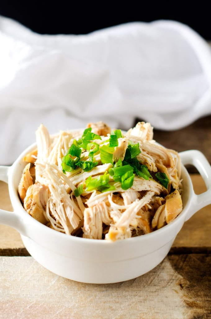 Easy healthy shredded chicken recipes