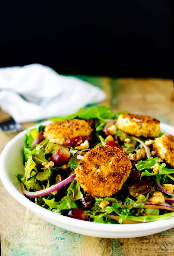 fried-goat-cheese-salad-4