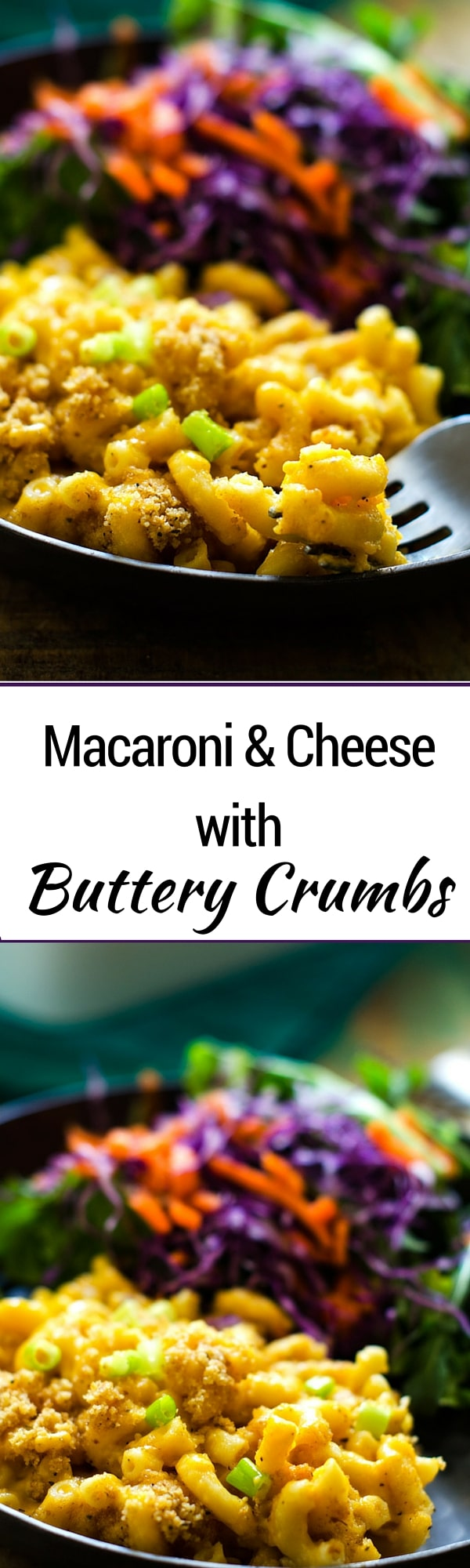 Macaroni & Cheese with Buttery Crumbs
