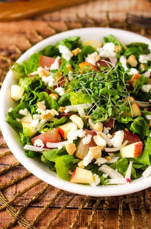 beet-goat-cheese-apple-salad