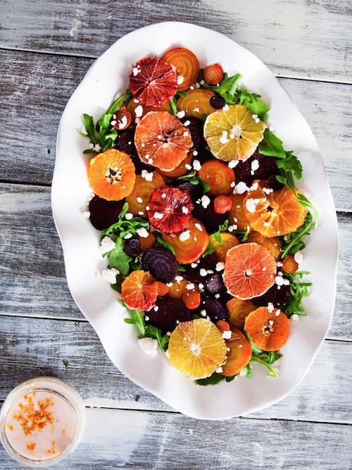 Winter Crown Jewel Salad
