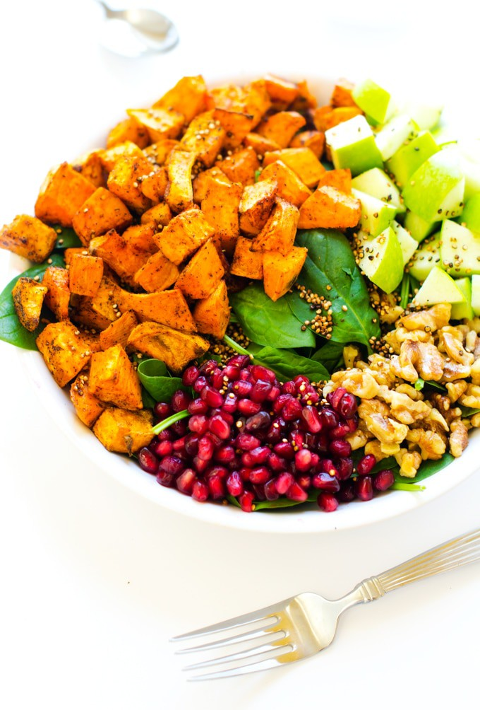 sweet-potato-pomegranate-crispy-quinoa-salad-4