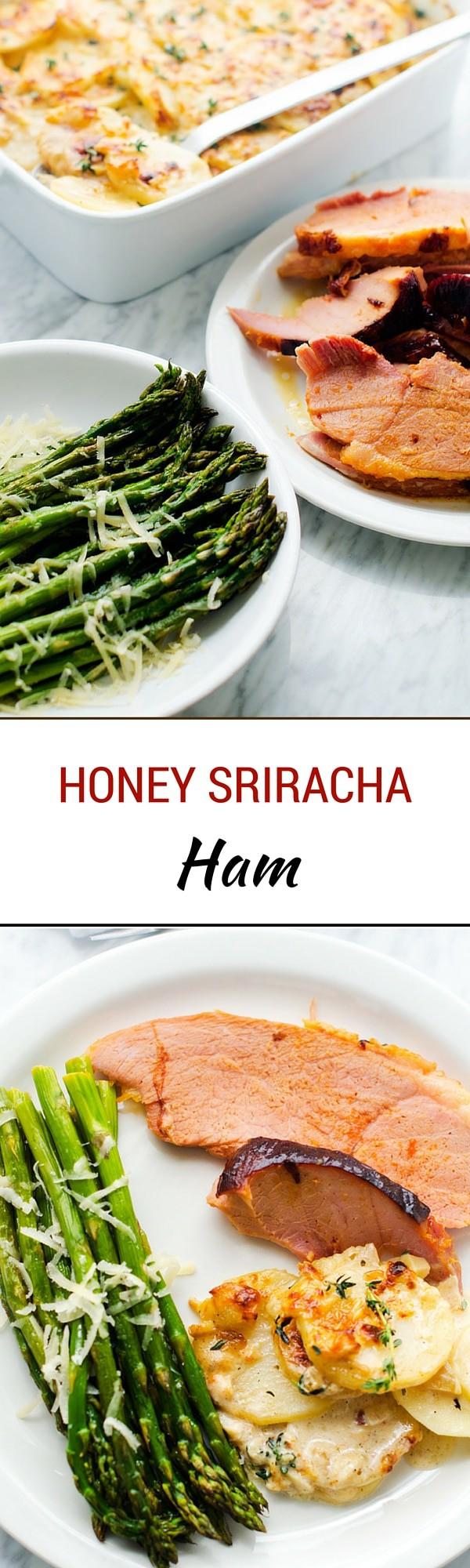 Honey Sriracha Ham- WendyPolisi.com
