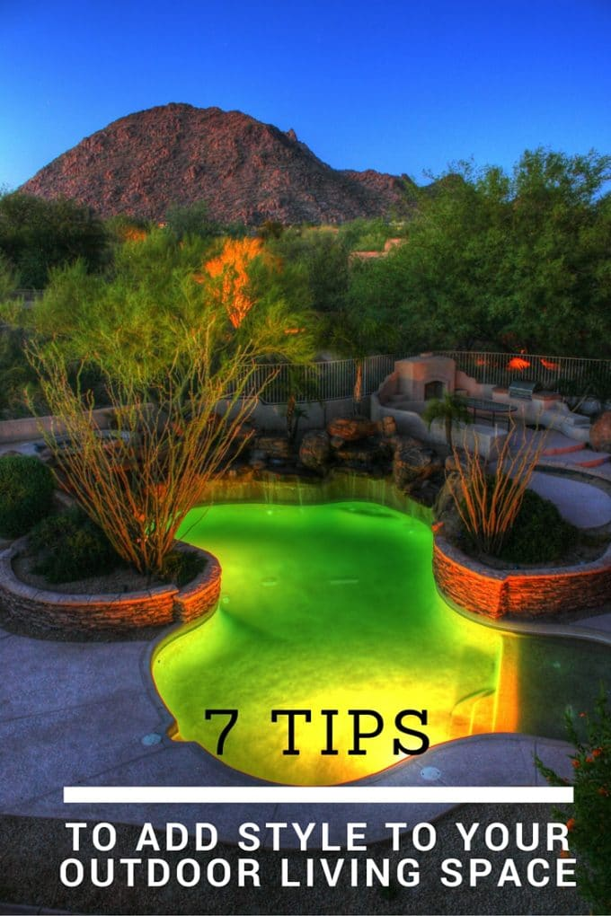 7 Tips to Add Style to Your Outdoor Living Space-1