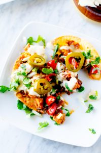 Cheesy-Chicken-&-Poblano-Pepper-Tostadas-3