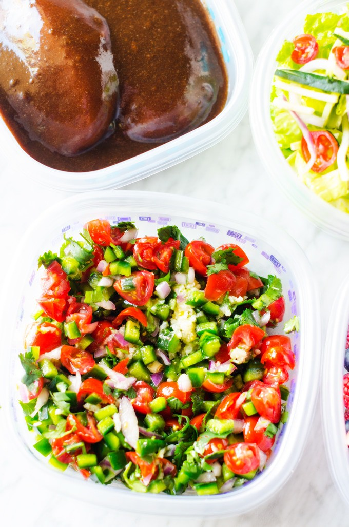 Habenjaro-Chicken-with-Poblano-Tomato-Topping-prep