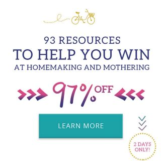 93 Resources I Used To Be A Super Mom and Wife
