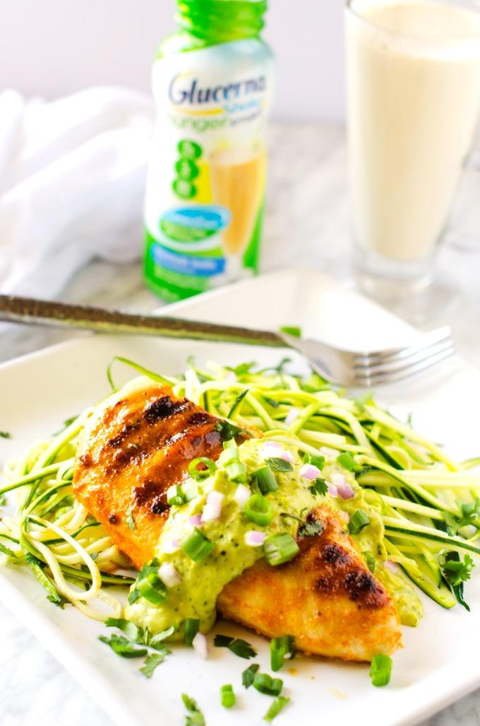 Smokey-Chicken-with-Avocado-Sauce-4