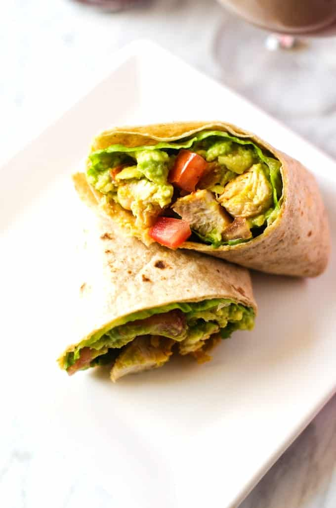 chicken-guacamole-wrap-4