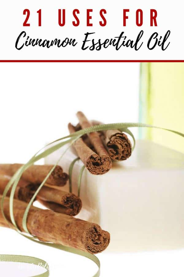 21 Uses for Cinnamon Essential Oil