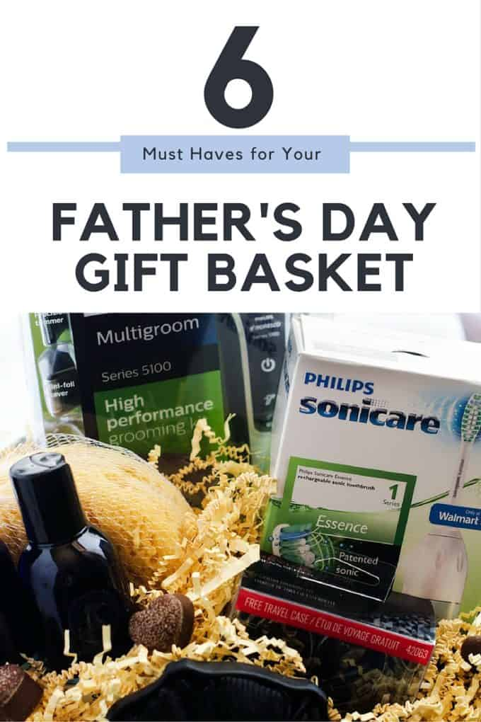 6 Must-Haves for Your Father's Day Gift Basket