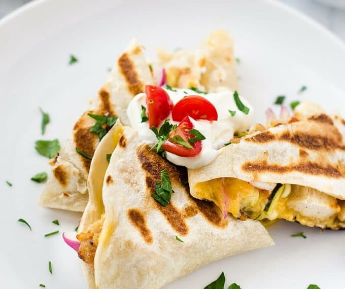 Tyson® Grilled & Ready Chicken, Wishbone® Dressing, TortillaLand® Flour Tortillas at Walmart - Magazine cover
