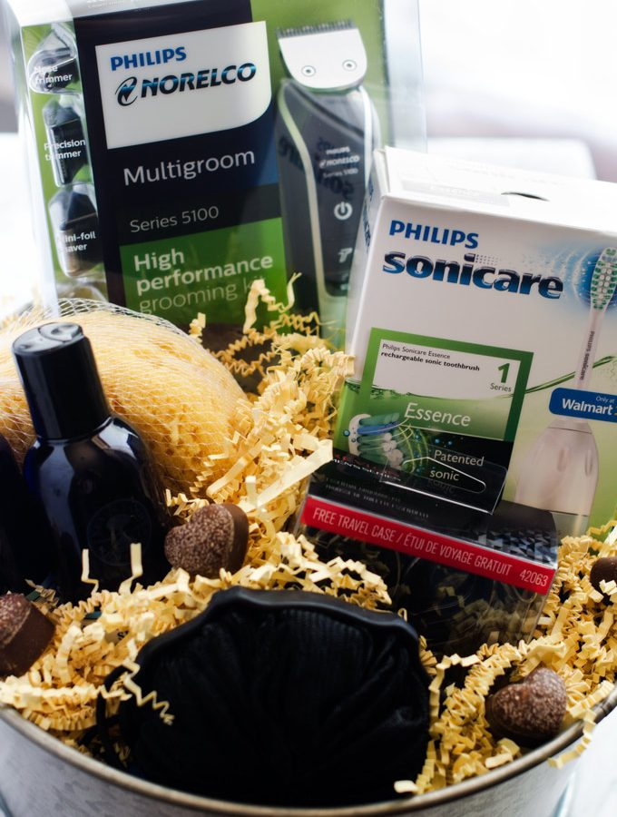 6 Must Have's For Your Father's Day Gift Basket