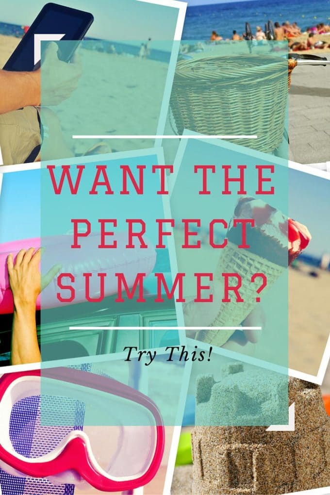 Looking to plan the perfect summer?  You won't want to miss this post.  Here is my secret weapon for planning and it is probably something you've never heard of! #SummerByTexture