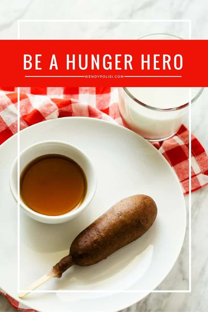 be a hunger hero tyson