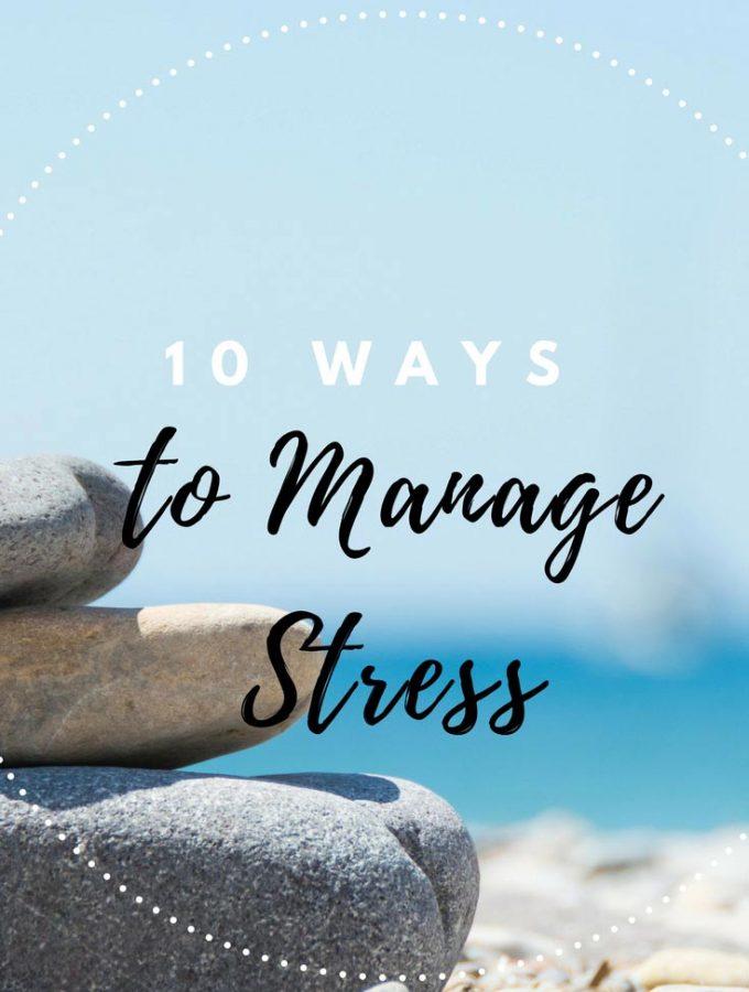 10-Ways-to-Manage-Stress