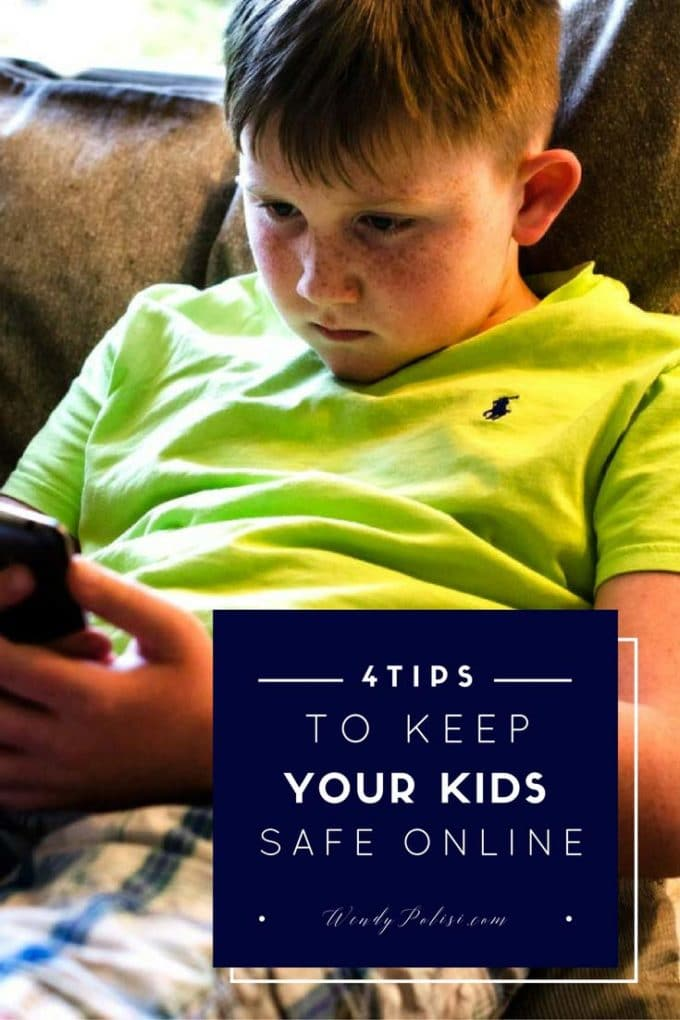 4 Tips to Keep Your Kids Safe Online