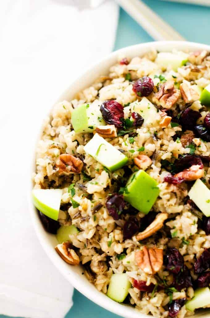 cranberry-apple-wild-rice-pilaf