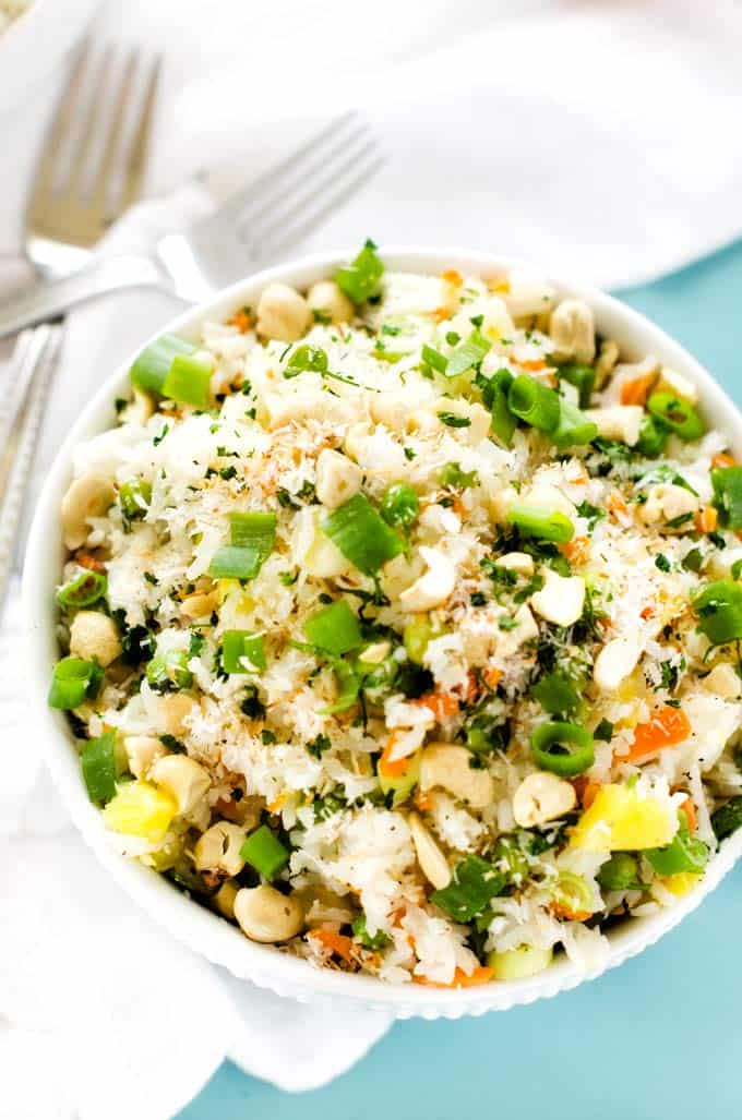 Thai Rice Pilaf