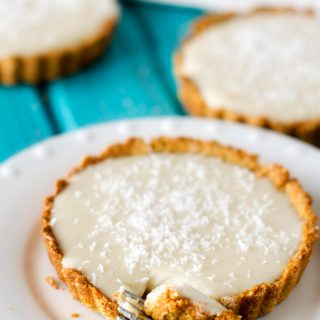 Coconut Cream Quinoa Tartletts