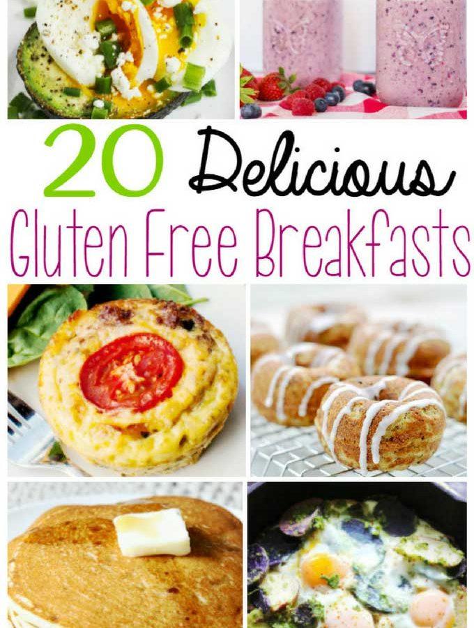 20 Delicious Gluten Free Breakfast Recipes