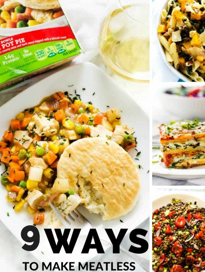 9 Ways to Make Meatless Monday Easy