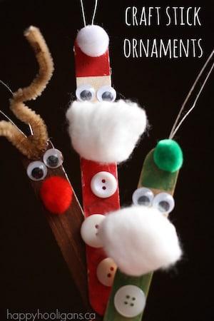 craft-stick-santa-elf-and-reindeer
