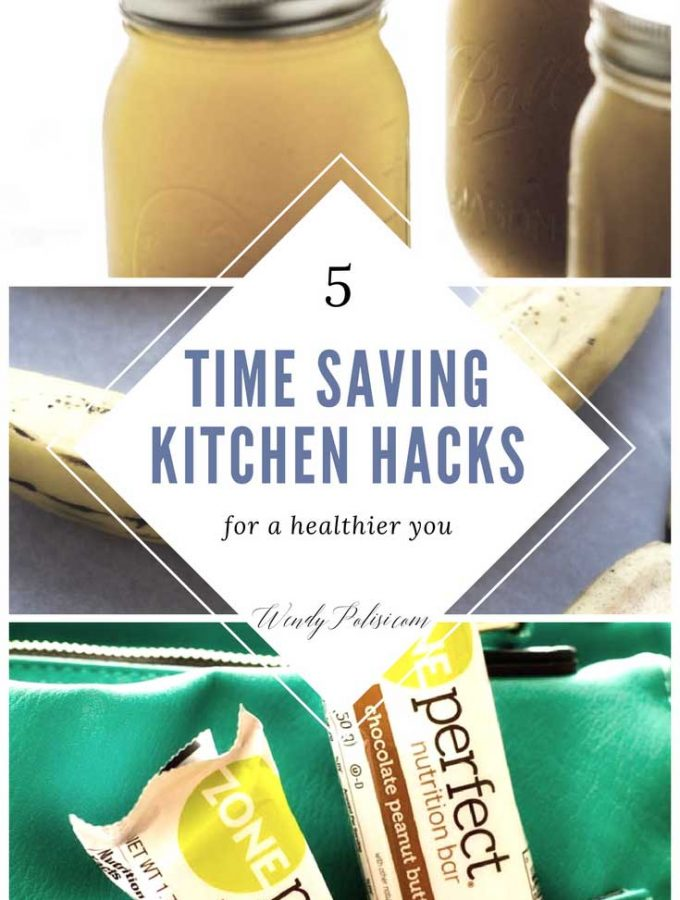 5 Time Saving Kitchen Hacks for a Healthier You
