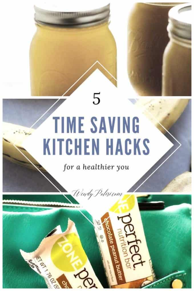 Time Saving Kitchen Hacks