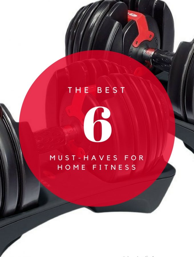 6 Must-Have Home Fitness Tools