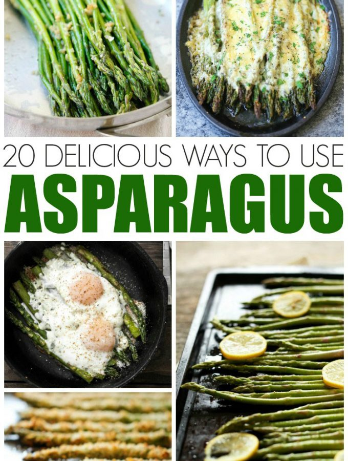 20 Delicious Ways to Use Asparagus