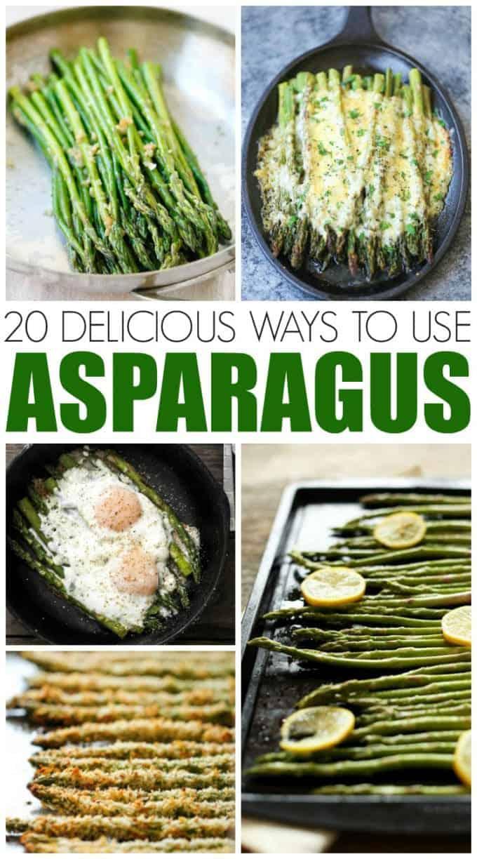 Ways to Use Asparagus