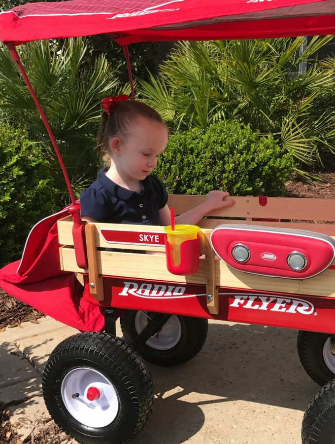 Happy Little Red Wagon Day!  (Giveaway)
