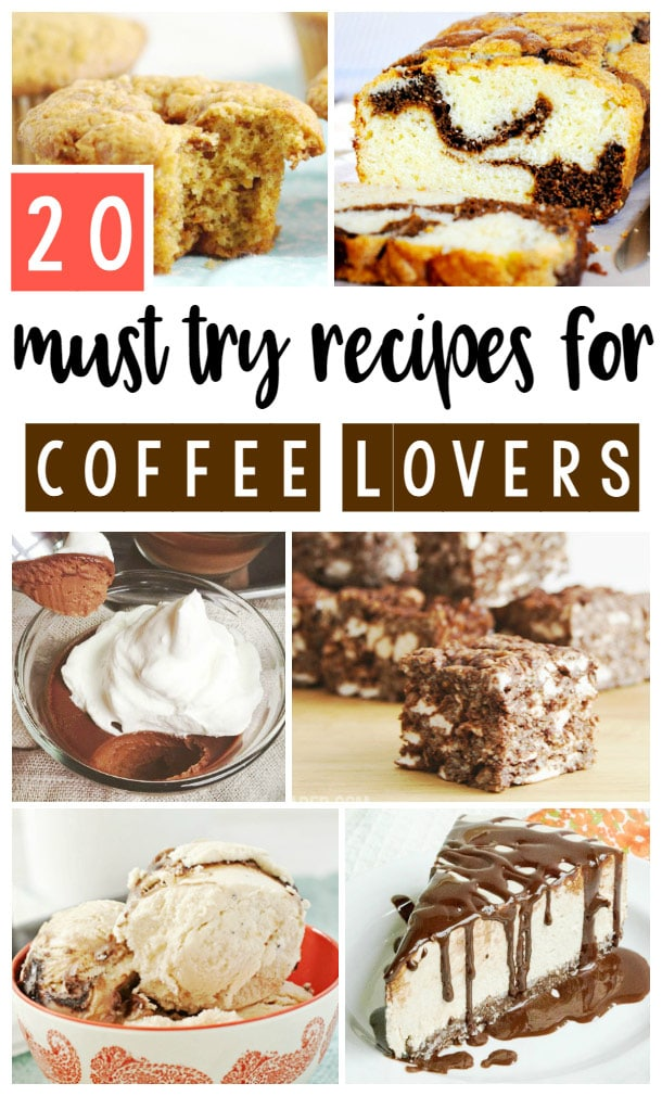 Recipes for Coffee