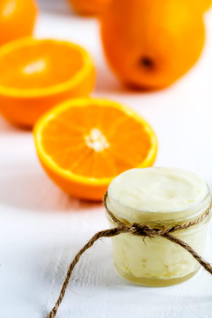 Orange Cedarwood Body Butter