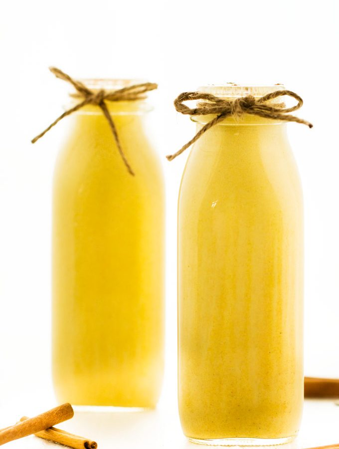 Turmeric Nutmilk