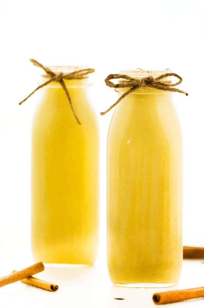 Turmeric Nutmilk